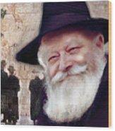 Kottel Rebbe Wood Print