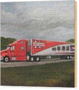 Kreilkamp Truck Wood Print