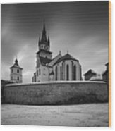 kremnica 'XVII Wood Print