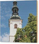 Krems Dom Der Wachau Wood Print