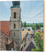 Krems Wood Print
