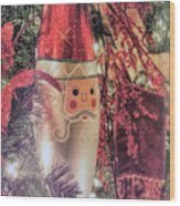 Kringle Jingle Wood Print