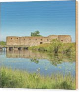 Kronoberg Castle Ruins Wood Print