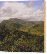 Kuranda Queensland Wood Print