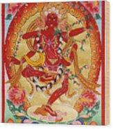 Kurukulla Tsagli  Wood Print