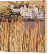Kylemore Abbey, County Galway Wood Print