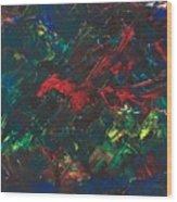 L Enfant Et Le Dragon Wood Print