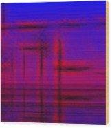L24-64 Wood Print