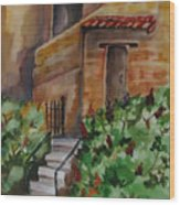 La Casitas Wood Print
