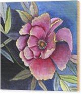 La Flora  Wood Print