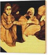 La It Khafeen Habibti Wood Print