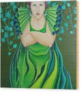 La Jerezana 2009  Wood Print