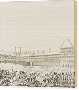 La Journee Du 10 Aout 1792 Wood Print