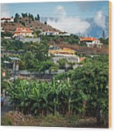 La Palma - Los Llanos Wood Print