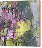 La Provence 01 Wood Print