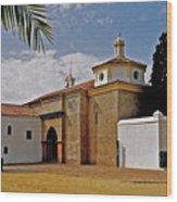 La Rabida Monastery - Huelva Wood Print