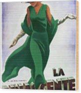 La Rinascente Novita Di Stagioni 1931 Wood Print
