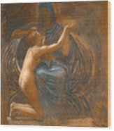 La Vierge Consolatrice Wood Print