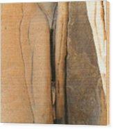 Labia Pietra Wood Print