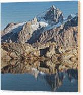 Lac Lerie - 001 Wood Print