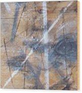 Lack Of Vision Wood Print