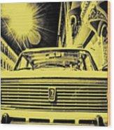 Lada 2101 Wood Print