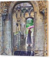 Lady Chapel Wood Print