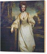 Lady Elizabeth Compton Wood Print