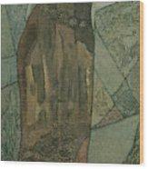 Laelia Wood Print