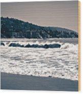 Laguna Beach California Photo Wood Print