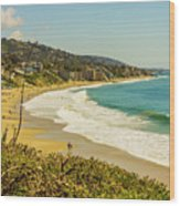 Laguna View Wood Print