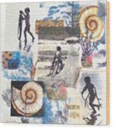 Lajolla Wood Print