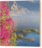 Lake Atitlan Beauty Wood Print