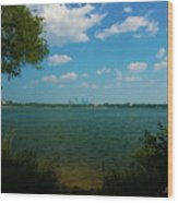 Lake Calhoun 3796 Wood Print