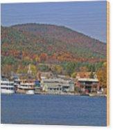 Lake George  13  Wood Print