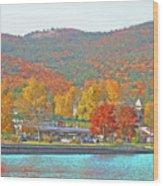 Lake George  14  Wood Print