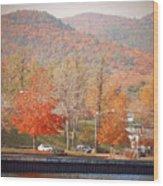 Lake George 15 Wood Print