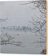 Lake Guntersville Wood Print