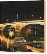 Lake Havasu Wood Print