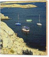 Lake Isabella Wood Print
