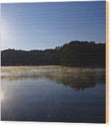 Lake Lainer Sc Wood Print