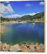 Lake Mary - Brighton Lakes Wood Print