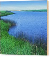 Lake Of The Shining Waters Prince Edward Island Wood Print