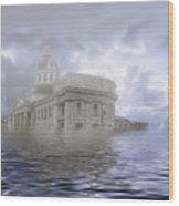 Lake Ontario 2115 Wood Print