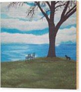 Lake Ontario Canada Wood Print