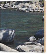 Lake Tahoe 22  Wood Print