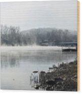Lake Tanneycomo Wood Print