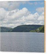 Lake Vyrnwy 2 Wood Print