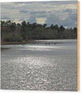 Lake Waccamaw II Wood Print