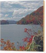 Lakes Perfection Wood Print